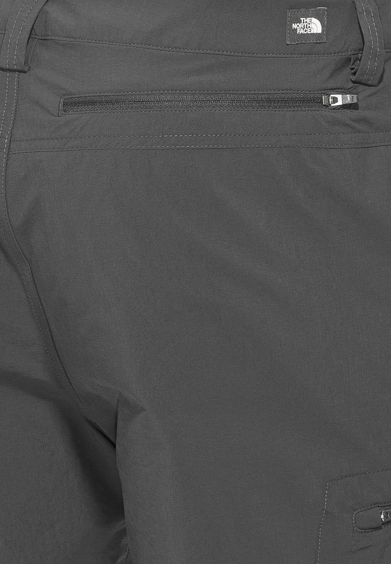 Fermeture Long Pantalon Grey Face HommeAsphalt North Avec The Convertible Exploration Éclair WDI29HEY